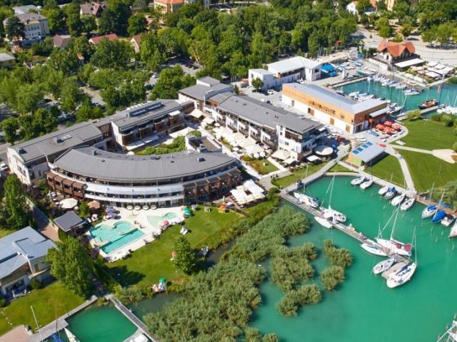 5denní wellness pro dva u Balatonu v Hotelu Silverine Lake Resort****Superior