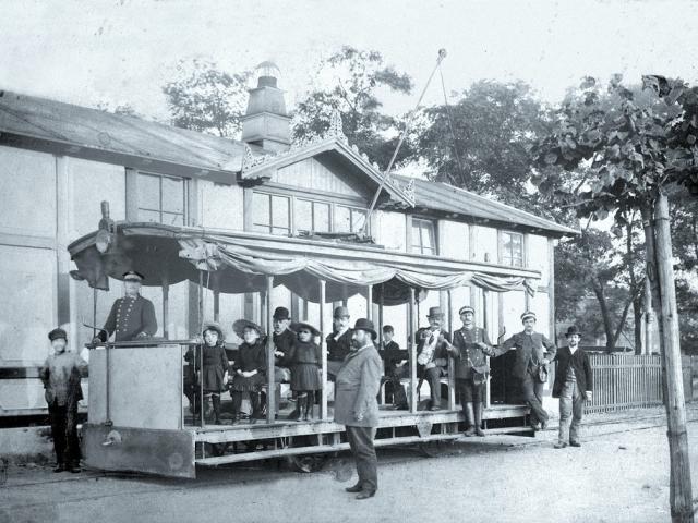 DPP si připomíná 125. výročí první elektrické tramvaje. Foto DPP