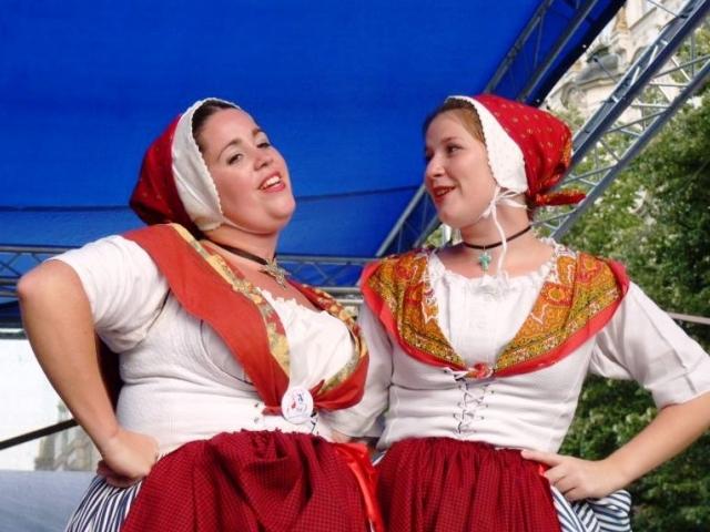 Na Pražských folklorních dnech vystoupí soubory z 25 zemí, foto Festival Office Millennium