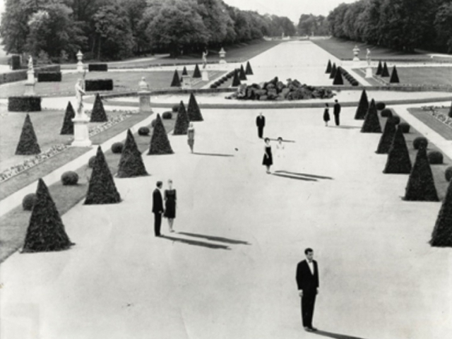Georges Pierre, Last Year in Marienbad, 1960, foto © Collection of the Austrian Film Museum