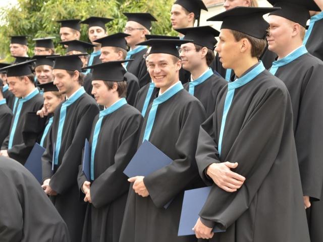 Absolventi informatiky nástupními platy převyšují spolužáky, foto VUT Brno