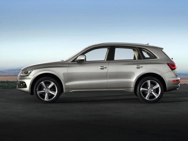 Úspěšný model: Milionté Audi Q5 z Ingolstadtu. Foto Audi