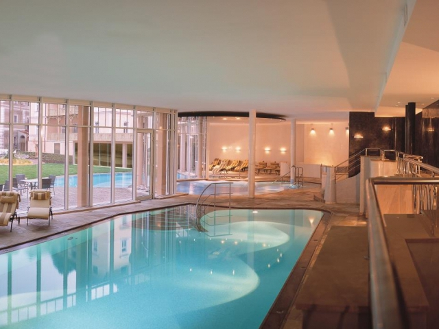 Wellness provozy v zorném úhlu veletrhu FOR ARCH. Foto Falkensteiner Hotel Grand MedSpa Marienbad