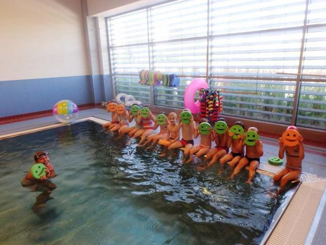 Pondělí 29. srpna 2016 – Den otevřených dveří v dětské části plaveckého areálu, foto Aqua Sport Club s.r.o.
