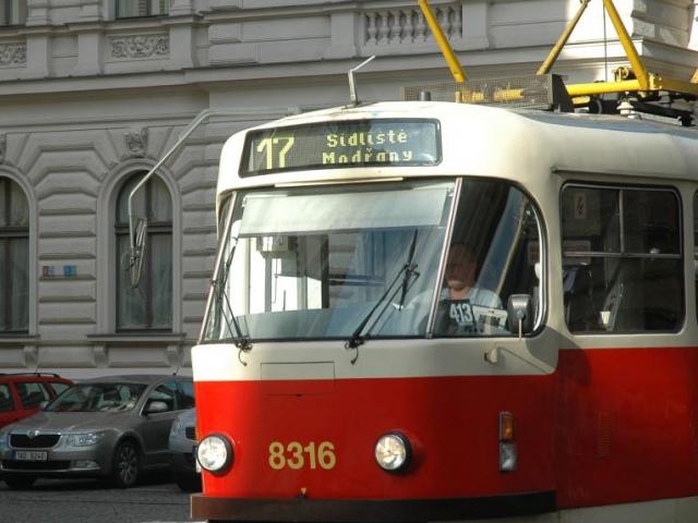 Pražany čekají nová tramvajová spojení, foto Magistrát hl. m. Prahy