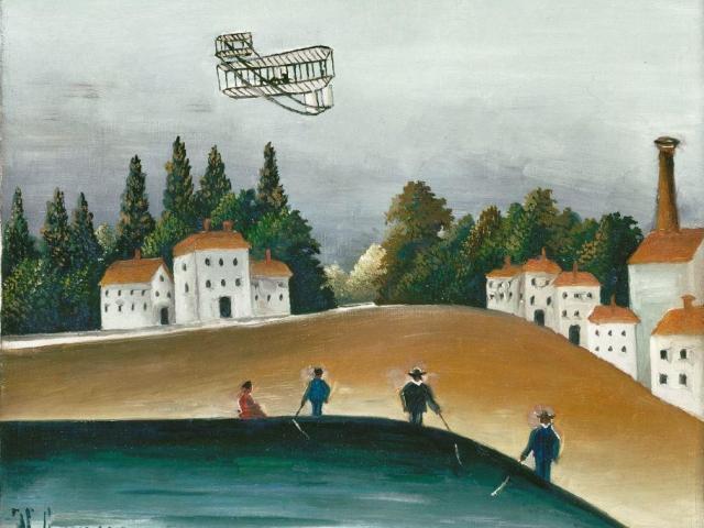 Již 15. září začne výstava Henriho Rousseaua. Foto Národní galerie