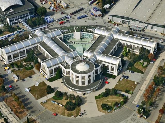 Čína největším vystavovatelem Mezinárodního strojírenského veletrhu. Foto BVV