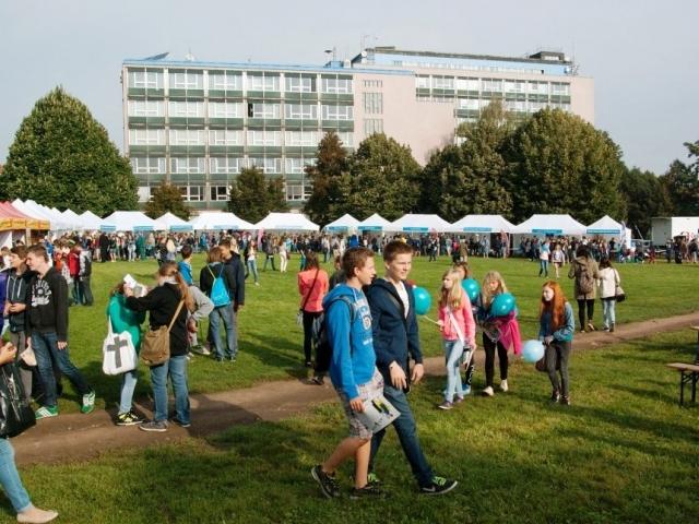 Zájem o techniku a přírodní vědy podporuje Festival vědy, foto VŠCHT