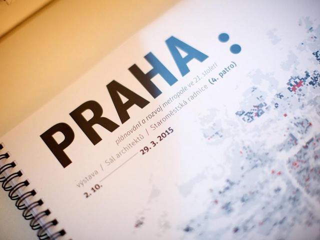 Praha bude přehledněji informovat o změnách územního plánu, foto IPR Praha