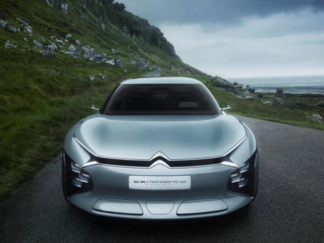Na pařížském autosalonu bude představen Citroën CXPERIENCE, foto Citroën