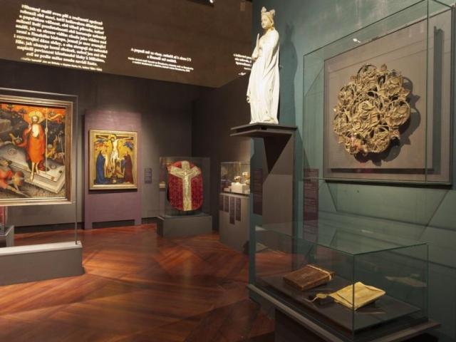 Ještě dva týdny můžete navštívit výstavu Císař Karel IV. 1316–2016, foto Národní galerie v Praze