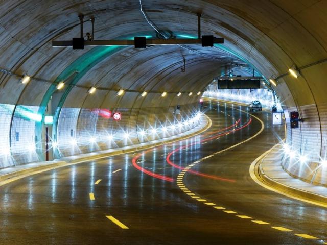 Tunelový komplex Blanka je podle Petra Dolínka úspěšný, foto Magistrát hl. m. Prahy