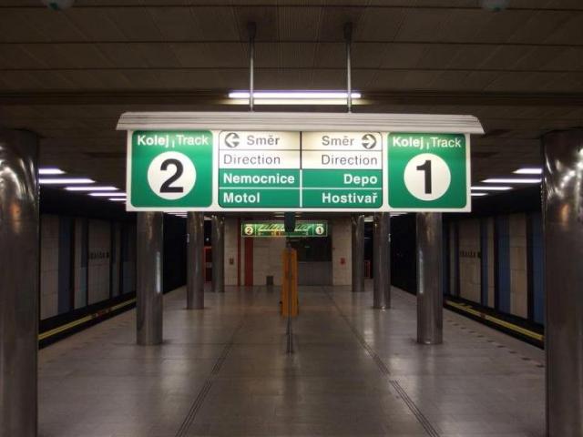 Stanice metra projdou změnou k lepšímu, foto Magistrát hl. města Prahy