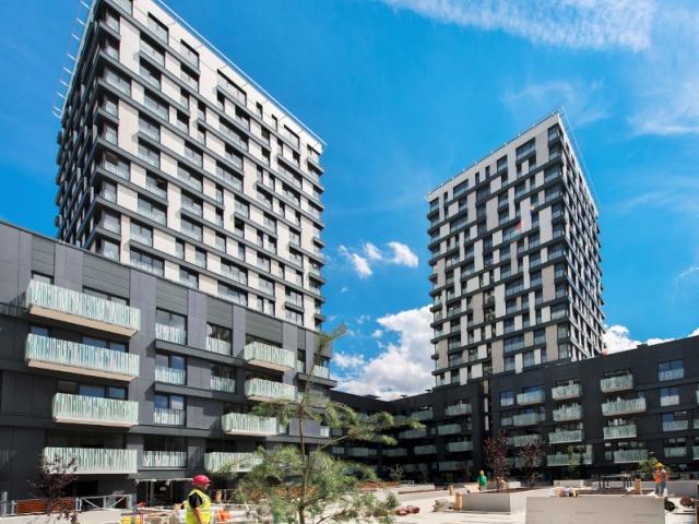 Levné hypotéky financují nové bydlení polovině kupujících, foto CENTRAL GROUP a. s.