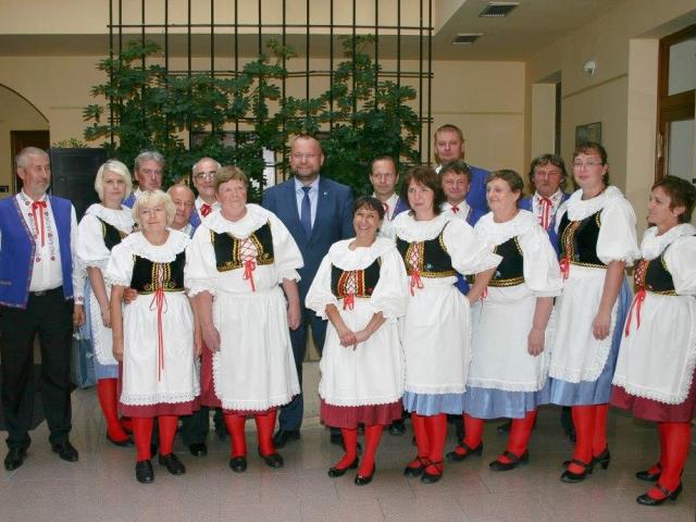 Zahájení výstavy Sedlická krajka v proměnách času, foto Parlament České republiky