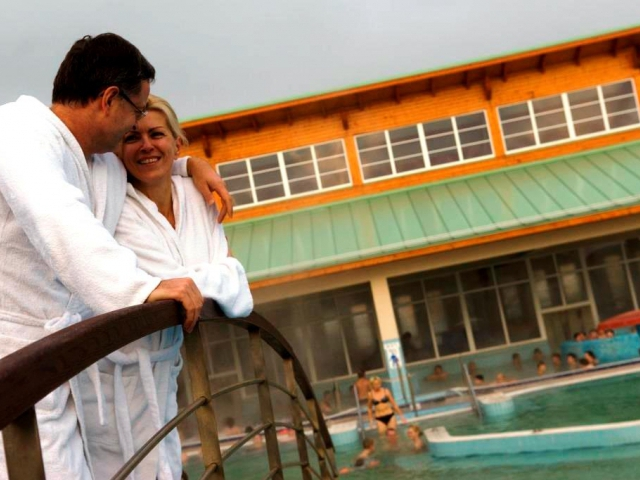 Mosonmagyaróvár s polopenzí a neomezeným wellness v lázeňském hotelu Thermal *** Superior