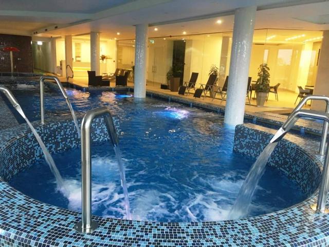 Získejte slevu 20% na podzimní dovolenou v Maďarsku! Luxusní pobyt ve 4* hotelu s polopenzí a wellness