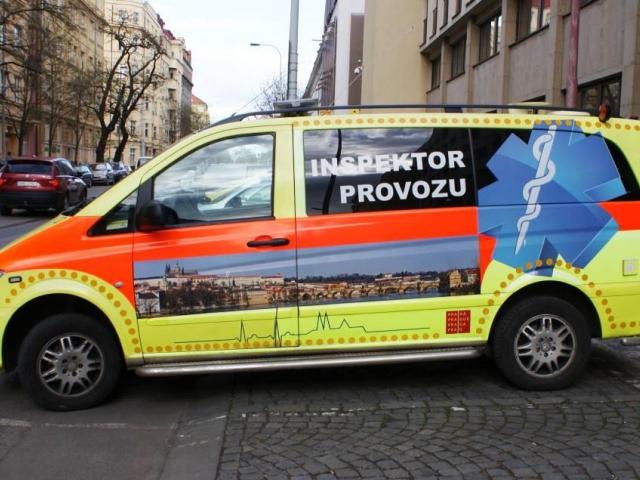 Další základny hasičů k dispozici i pro záchranáře. Foto Praha Press