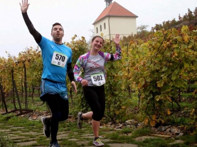 Dne 16. října se koná unikátní běžecká akce City Cross Run Prague 2016. Foto Botanická zahrada Praha