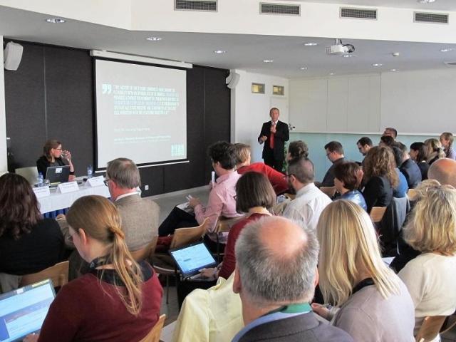 Fakulta elektrotechniky a informatiky VŠB-TUO se úspěšně prezentovala v Bruselu, foto FEI VŠB-TUO