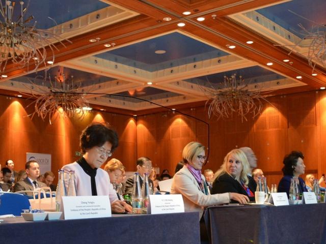 Ministryně Šlechtová zahájila seminář na podporu česko-čínského cestovního ruchu, foto MMR