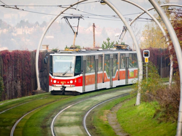 Dopravní podnik a ROPID spočítá cestující v tramvajích. Foto: DPP – Petr Hejna