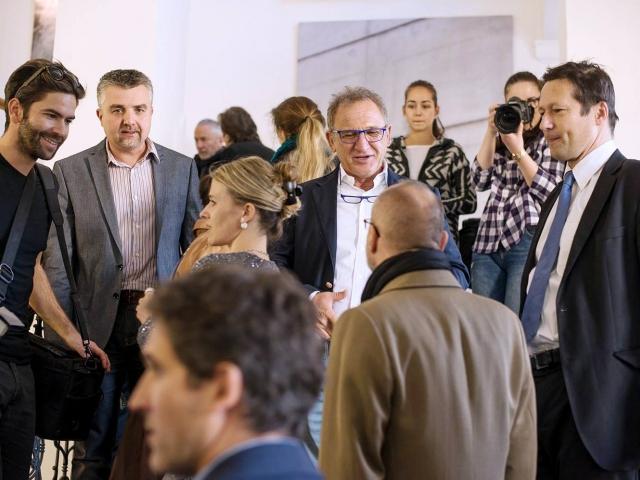 V Praze 4 se slavnostně otevřela nová Vysoká škola kreativní komunikace. Foto VŠKK
