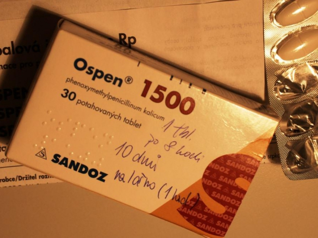 Antibiotický týden v prostředí lékáren