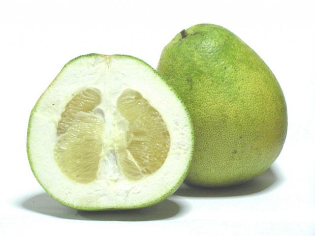 Potravinářská inspekce zjistila pomela z Číny obsahující pesticid. Zdroj Wikipedia.org