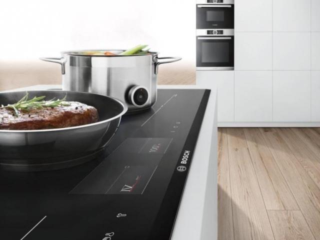Moderní technologie Bosch pro radost z vaření. Foto Bosch