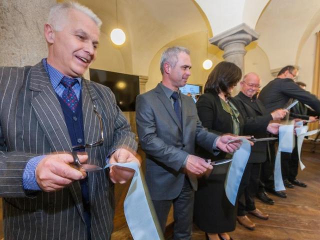 V Českém Krumlově byl zahájen provoz Centra studijních pobytů. Foto NPÚ