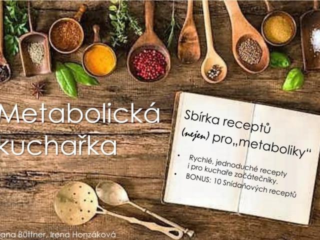 Zdravá a originální kuchařka Metabolic Balance 2016