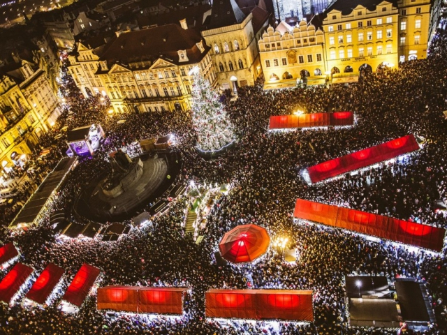 Neopakovatelné Vánoce v Praze s českými koledami, foto: Prague City Tourism