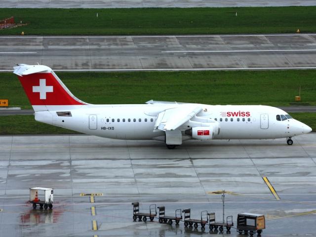 Foto Swiss International Air Lines