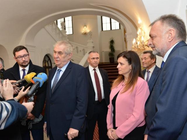 Ilustrační foto Parlament České republiky, Poslanecká sněmovna