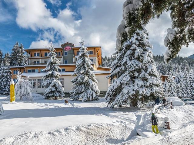 Nízké Tatry pro celou rodinu v Relax Hotelu Avena*** Liptovský Ján
