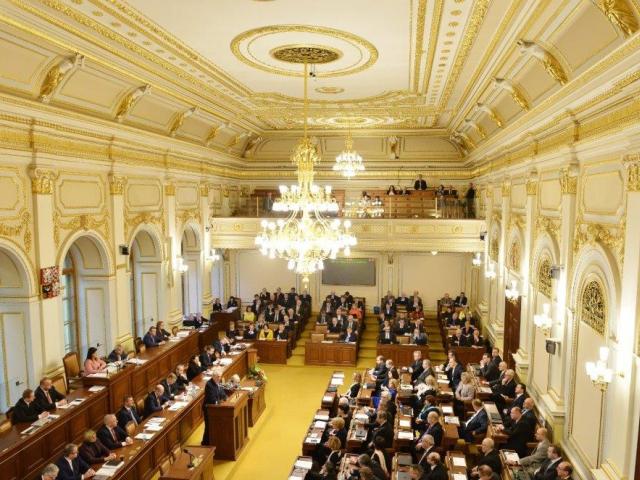 Sněmovna schválila v roce 2016 celkem 116 zákonů, foto Parlament České republiky