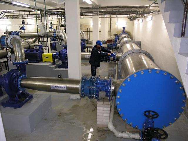 Cena vody v metropoli vzroste nepatrně, foto PVK