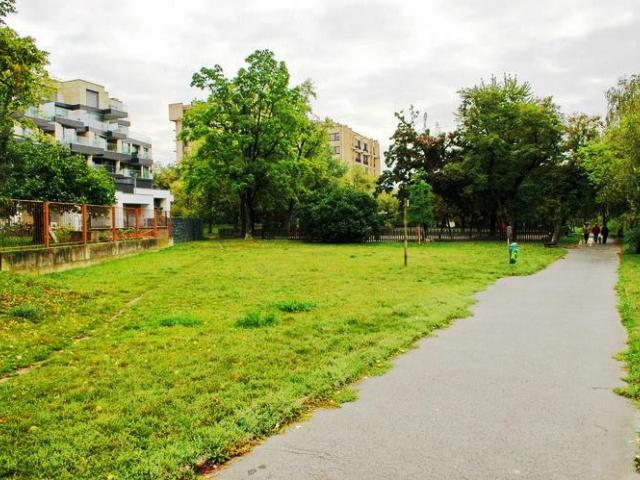 Soutěž o revitalizaci parku Dlážděnka, foto ÚMČ Praha 8