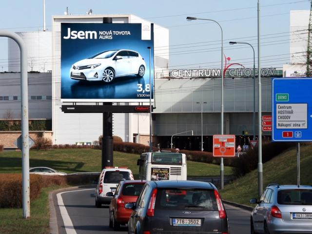 Vznikne Pražská reklama a.s.? Foto BigBoard Praha a. s.