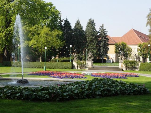 Královská zahrada, foto Správa Pražského hradu