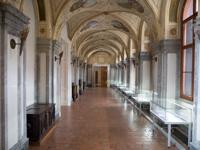 Valdštejnův život přibližuje nová výstava, foto Senát PČR