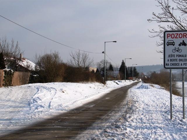 Praha 16 vybuduje protipovodňové stěny, foto ÚMČ Praha 16
