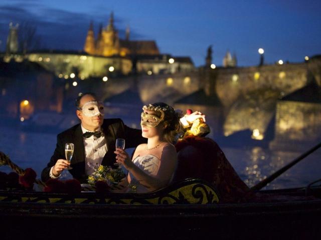 Do Prahy na romantického Valentýna. Foto: PIS