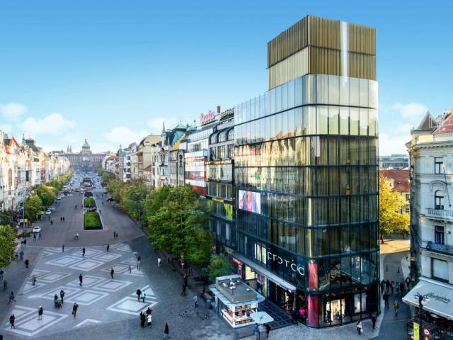 Foot Locker otevře v Praze svoji největší prodejnu ve střední Evropě, foto Cushman & Wakefield