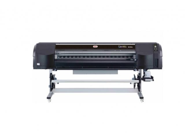 Široko-formátová tiskárna ColorPainter E-64s ekologická a rentabilní, foto OKI Europe