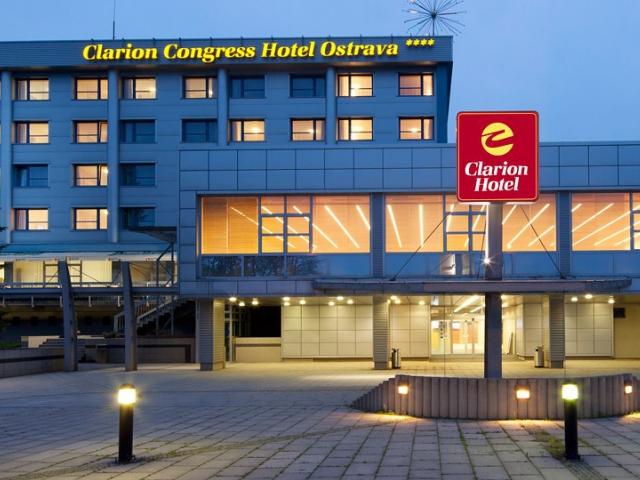 Ostravský Clarion hostí účastníky Mistrovství Evropy v krasobruslení, foto CPI Hotels, a.s.