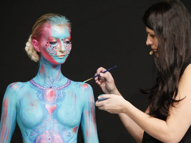 Make-up Artist Design Show , foto: Messe Düsseldorf GmbH