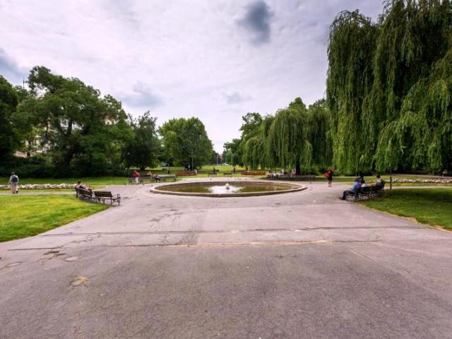 Hledá se architektonicko-urbanistický návrh pro park na Karlově náměstí, foto Magistrát hl. m. Prahy