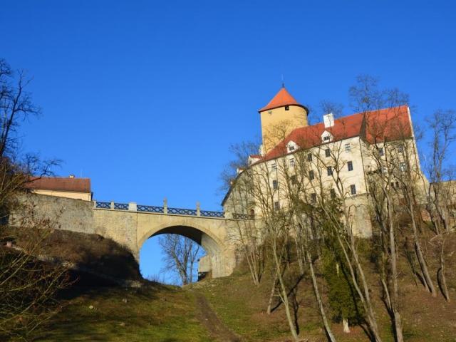 Slavnosti moravského uzeného na hradě Veveří a něco navíc, foto Praha Press